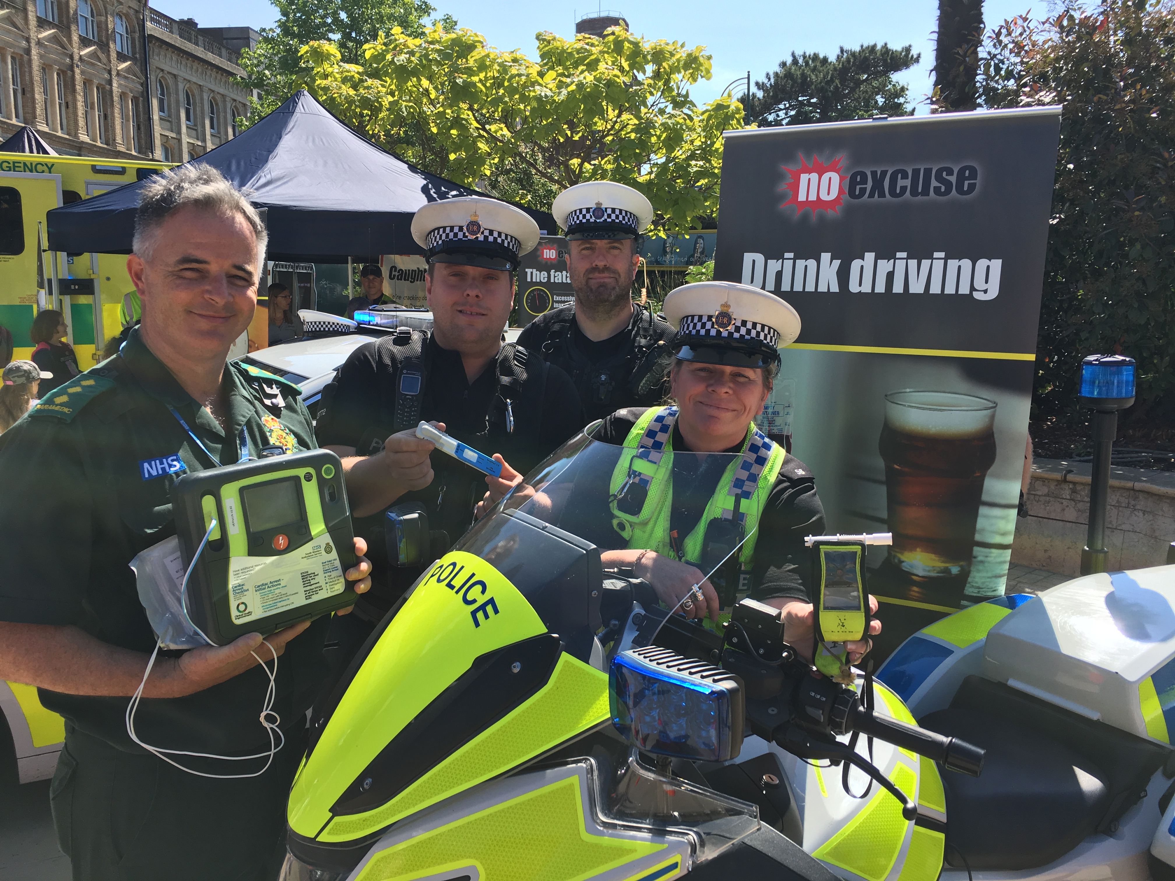 53 people charged with drink driving related offences during Christmas campaign