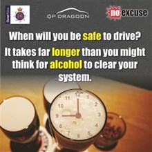 Christmas drink and drug driving campaign – 24 further people charged