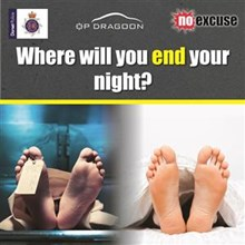 Christmas drink and drug driving campaign – 10 people charged