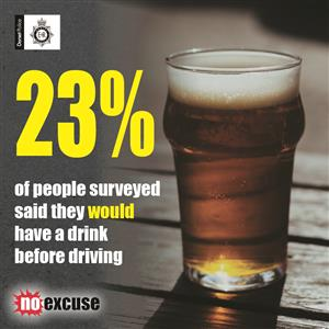 Summer drink and drug driving campaign - seven people charged